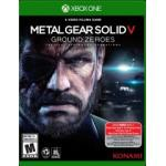 XBOXONE METAL GEAR SOLID V:GROUND ZEROES 潛龍諜影 5:原爆點