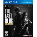 PS4 The Last of Us 最後生還者 重製版