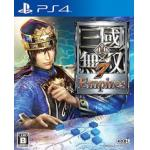 PREORDER PS4 Dynasty Warriors 7 Empires 真‧三國無雙 7 帝王傳