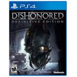 PREORDER PS4 Dishonored Definitive Edition  冤罪殺機 決定版