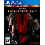 PREORDER PS4 METAL GEAR SOLID V:THE PHANTOM PAIN 潛龍諜影 5:幻痛