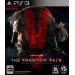PREORDER PS3 METAL GEAR SOLID V:THE PHANTOM PAIN 潛龍諜影 5:幻痛