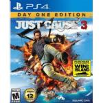 PREORDER PS4 Just Cause 3 正當防衛 3