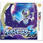 3DS Pokémon Moon 精靈寶...