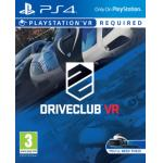 PS4 DRIVECLUB VR 駕駛俱樂部 VR
