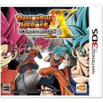 PREORDER 3DS Dragon Ball Heroes Ultimate Mission X 七龍珠 究極任務 X