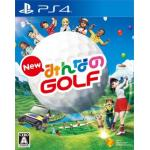 PS4 Everybody's Golf 新 全民高爾夫