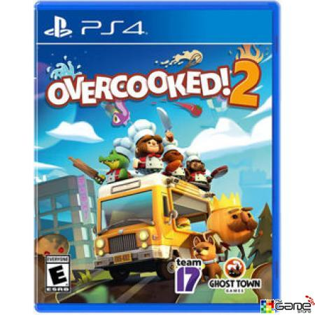 PS4 Overcooked 2 煮過頭 2