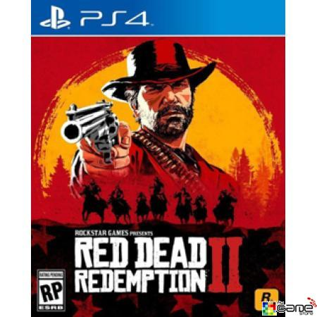 PS4 Red Dead Redemption 2 碧血狂殺 2