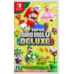 NS New Super Mario Bros. U Deluxe New 超級瑪利歐兄弟 U 豪華版