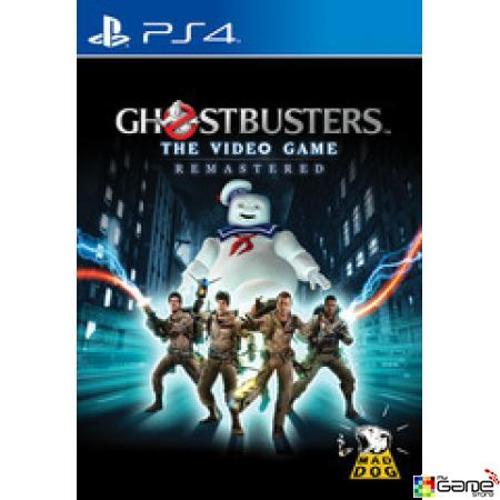 PREORDER PS4 Ghostbusters: The Video Game Remastered 魔鬼剋星 重製版
