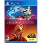 PS4 Disney Classic Games: Aladdin and The Lion King 迪士尼經典遊戲:阿拉丁和獅子王