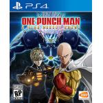 PS4 One Punch Man A Hero Nobody Knows 一拳超人 無名英雄