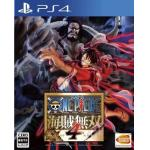 PS4 ONE PIECE Pirate Warriors 4 航海王:海賊無雙 4