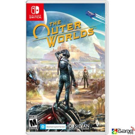 PREORDER NS The Outer Worlds  天外世界