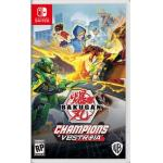 PREORDER NS Bakugan: Champions of Vestroia 爆丸:維斯托亞之冠