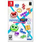 NS Puyo Puyo Tetris 2: Ultimate Puzzle Match 魔法氣泡 特趣思 俄羅斯方塊 2